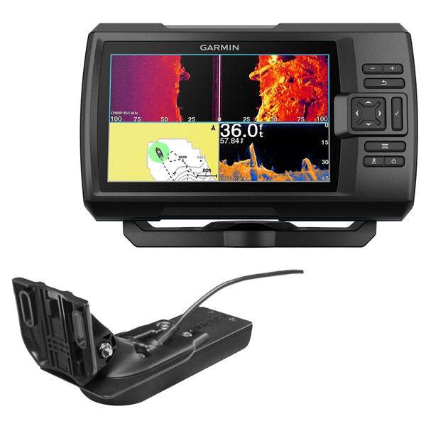 Garmin STRIKER Vivid 7sv Fishfinder w/GT52HW-TM [010-02553-00]