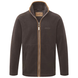 Cottesmore Fleece Jacket Mocha
