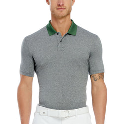PERFORATED BACK POLO