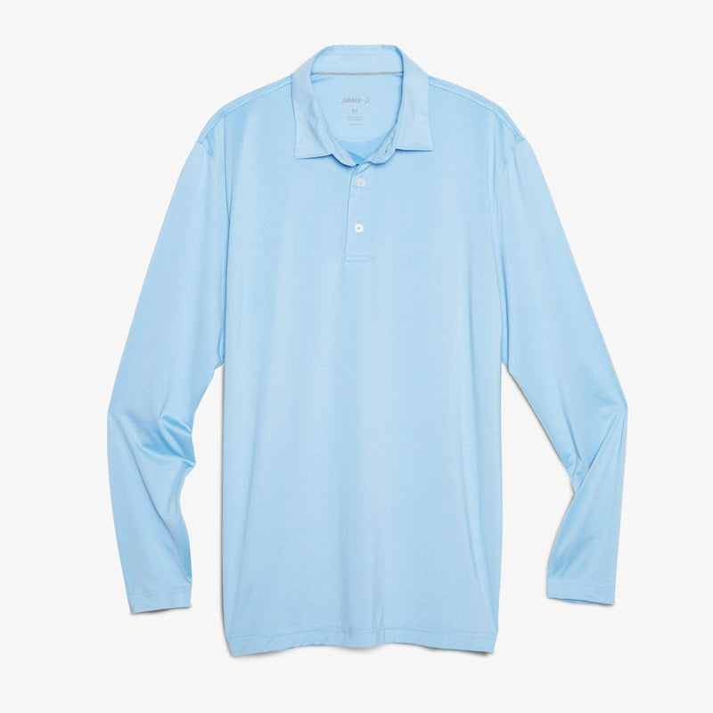 DORMIE LONG SLEEVE PREP-FORMANCE JERSEY POLO