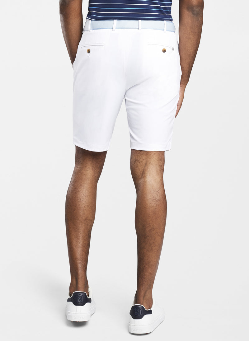 High-Twist Performance Twill Crown Crafted Short