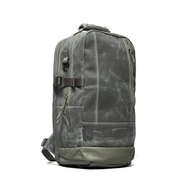 DAYPACK - 3SIXTEEN 2018 SPECIAL EDITION WAXED CANVAS - GREY