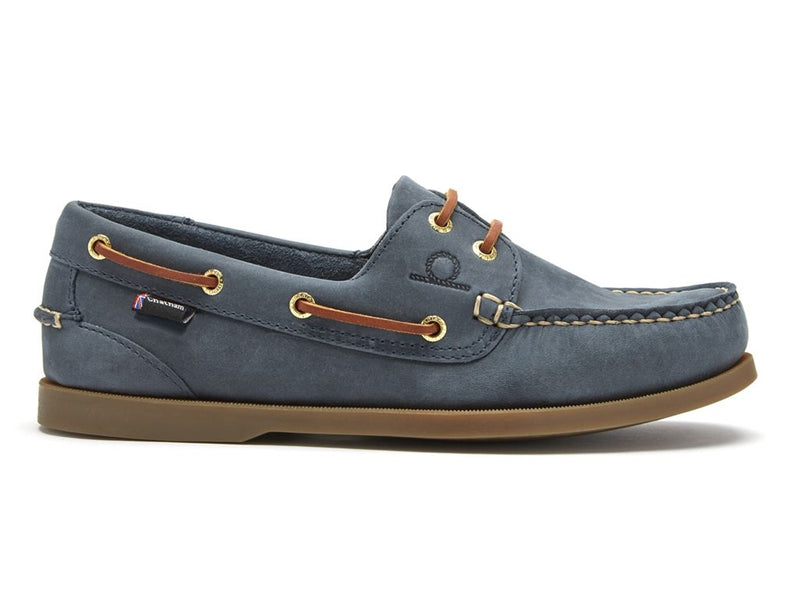 THE DECK II PREMIUM LEATHER BOAT SHOES