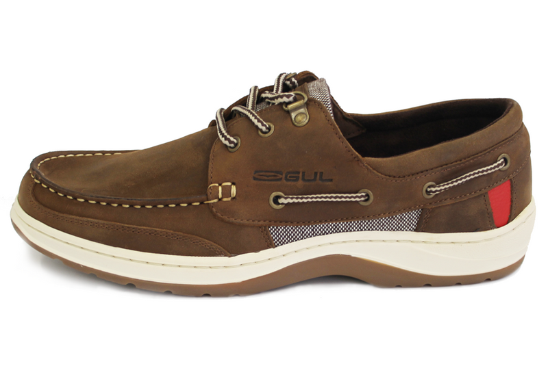 FALMOUTH LEATHER DECKSHOE