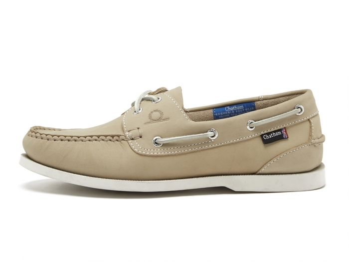 PACIFIC II G2 LEATHER BOAT SHOES