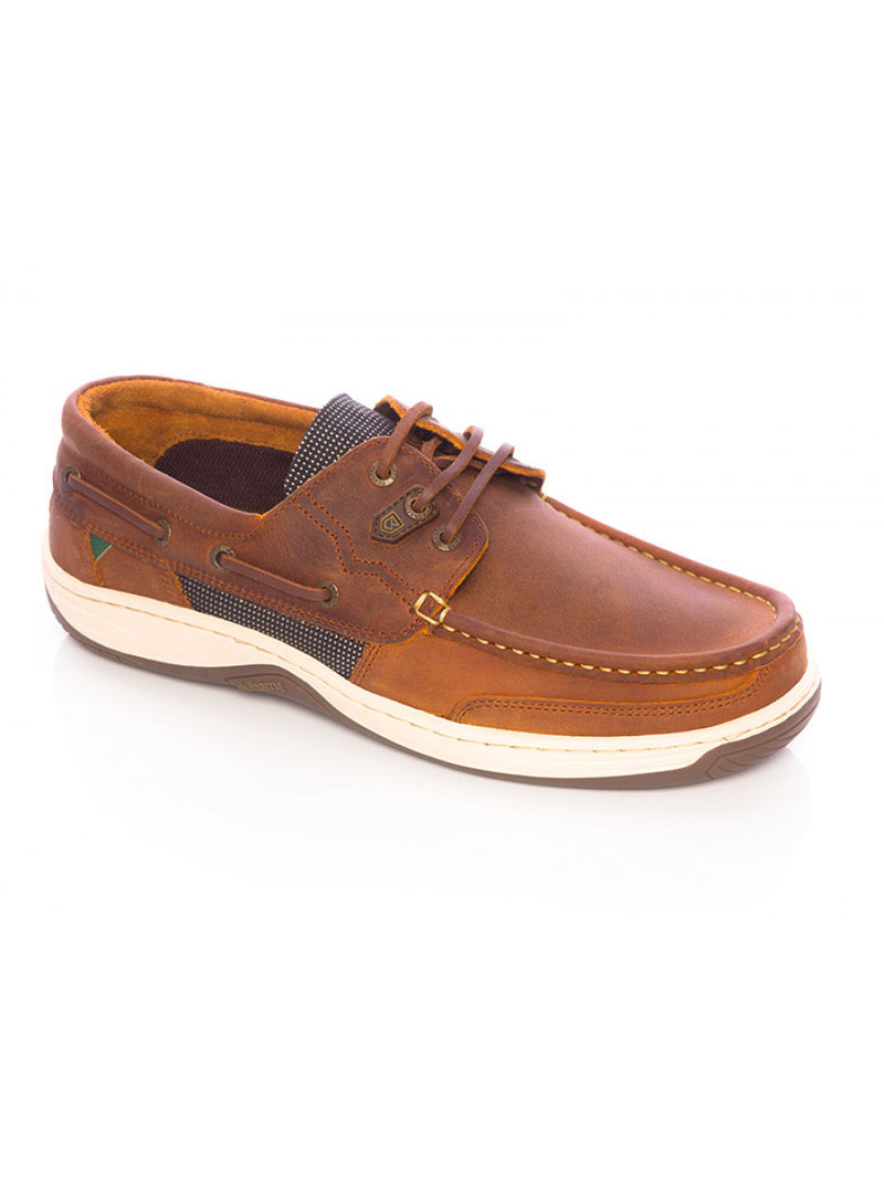 DUBARRY REGATTA MEN'S BOAT SHOE