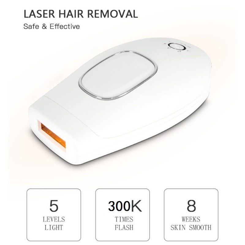 300000 Flash Professional Permanent Laser Hair Removal Machine