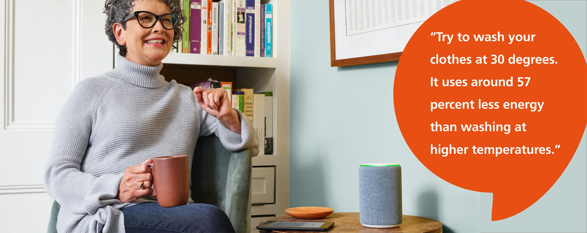How can you save more energy at home? Just ask Alexa