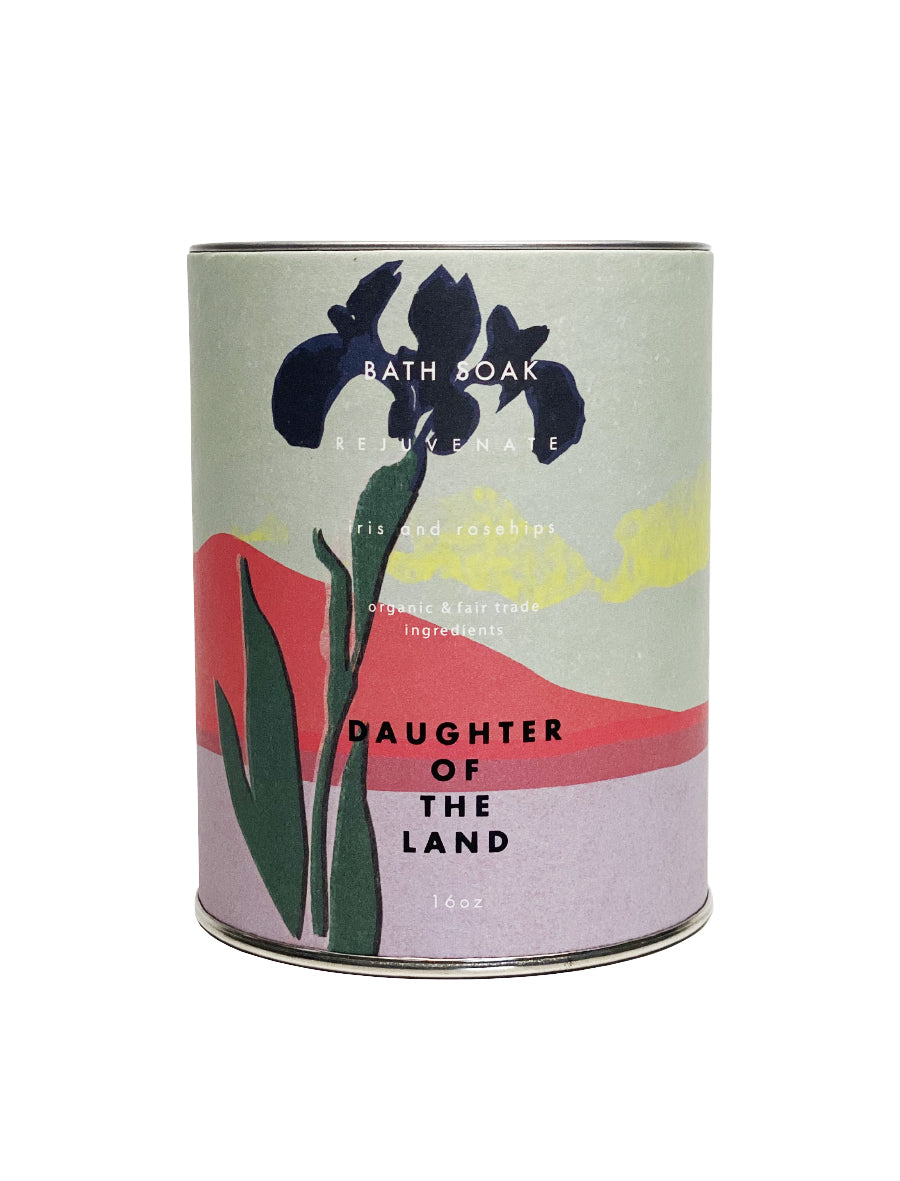 Daughter of the Land Rejuvenate Bath Soak
