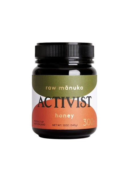 Activist Raw Manuka Honey 300+ MGO