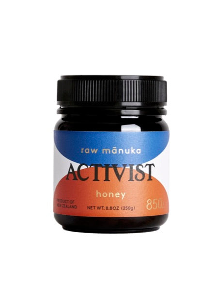Activist Raw Manuka Honey 850+ MGO