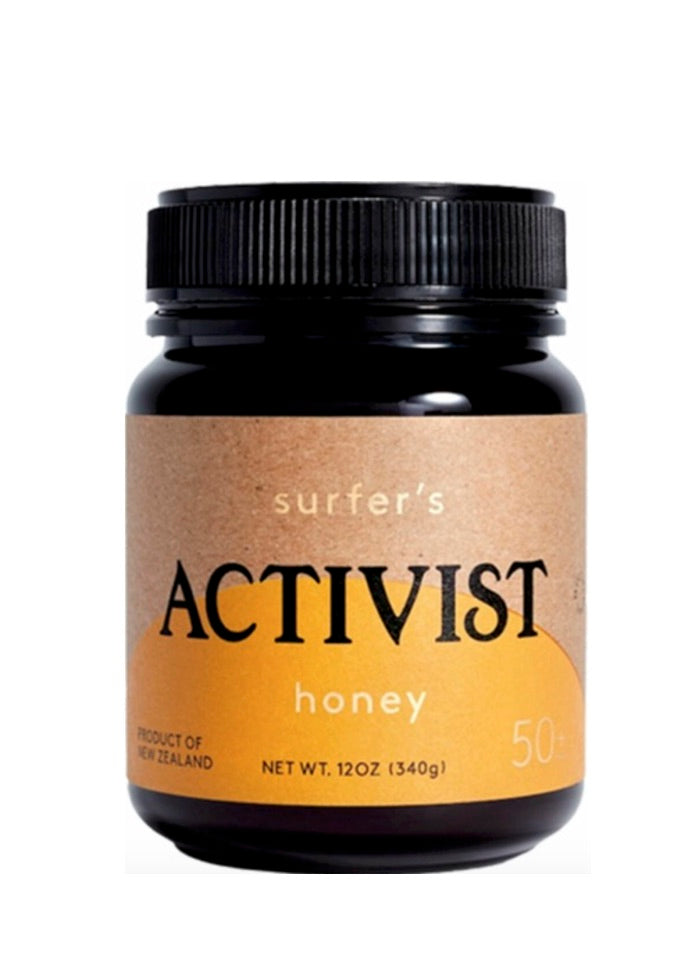 Surfer's Honey Raw Manuka 50+MGO