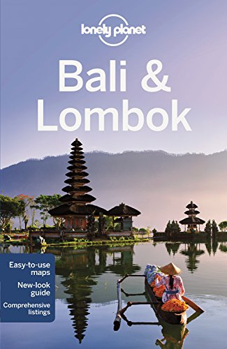 Lonely Planet Bali Lombok Travel Guide