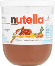 Load image into Gallery viewer, Nutella Hazelnut Chocolate Spread 200G