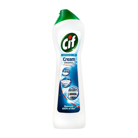 Cif Cream Original White 500ml