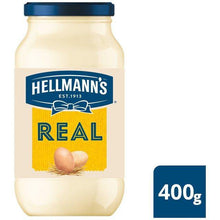 Load image into Gallery viewer, HELLMANNS MAYO REAL 400g - o-mercadin