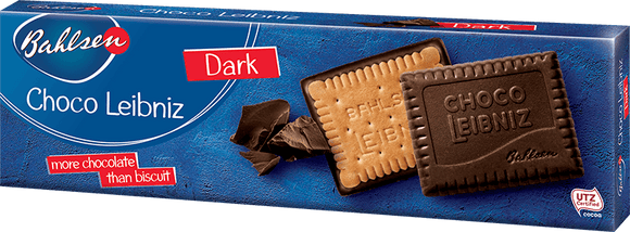 Bahlsen Choco Leibniz Dark Chocolate Biscuits  125g