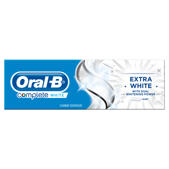 Oral-B Complete Extra White 75ml