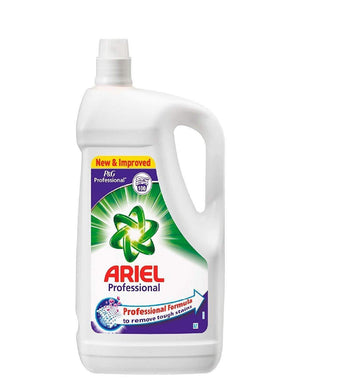 ARIEL BIO LIQUID  5L  100 WASHES - O Mercadin