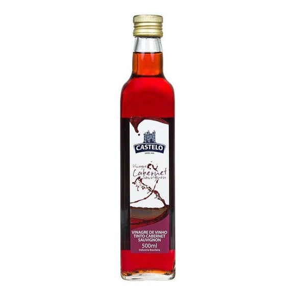 Vinagre de Vinho  / Wine Vinegar 500 ML CASTELO
