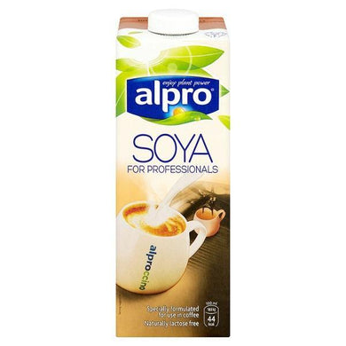 Alpro Soya for Professionals 1L - o-mercadin