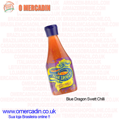 Blue Dragon Original Sweet Chilli Sauce 380g - o-mercadin