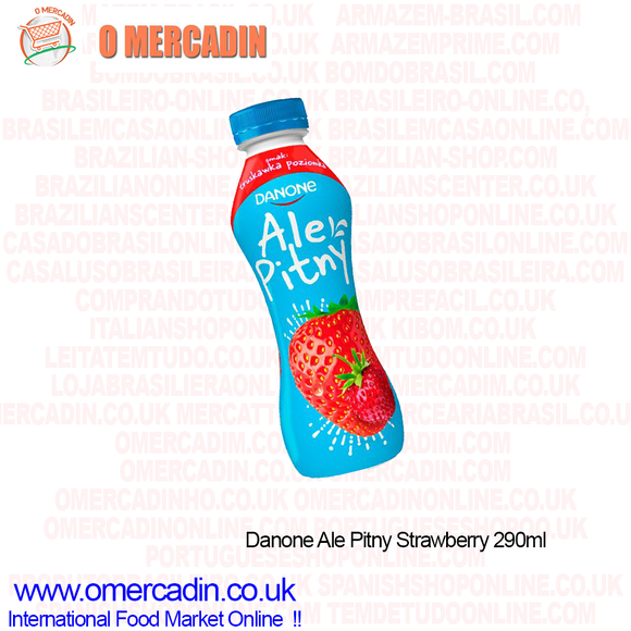 danone strawberry