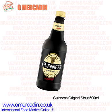 Guinness Original Stout 500ml