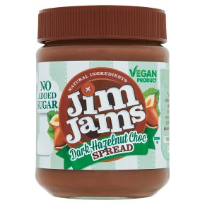 Jim Jams Dark Hazelnut Chocolate Spread330g