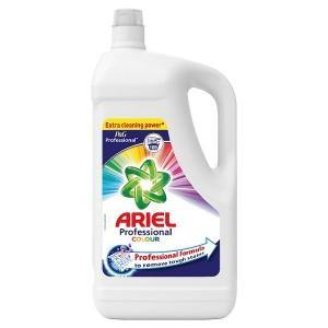 ARIEL COLOR & STYLE LIQUID  5L  100 WASHES - O Mercadin