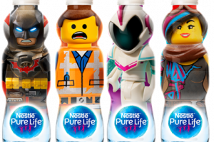Nestle Pure Life Waterbuddies Lego 330ml - o-mercadin