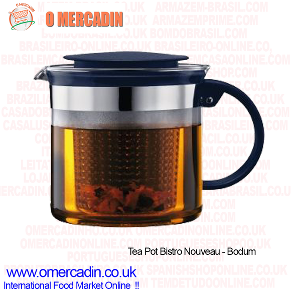 Bodum tea pot