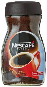 CAFE SOLUVEL NESCAFE CLASSIC 100G / COFFEE POWDER - o-mercadin