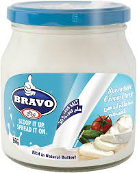 Cream Cheese Low Salt / Requeijao sem Sal  500g - Bravo