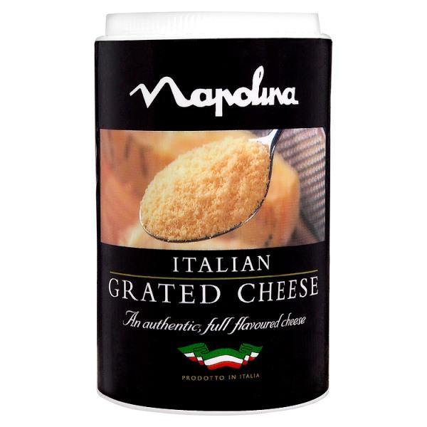 Napolina Grated Cheese 50g - o-mercadin