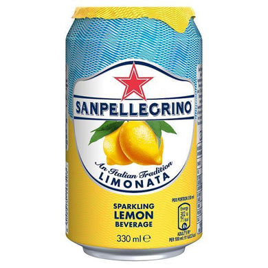 SANPELLEGRINO LIMONATTA 330ml - O Mercadin