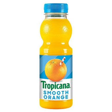 Tropicana Smooth Orange Juice 300ml