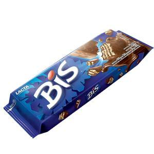 BIS CHOCOLATE 126g - LACTA - o-mercadin