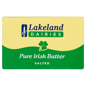 Lakeland Dairies Pure Irish Butter salted 250g - O Mercadin