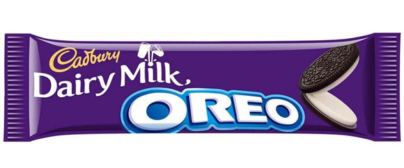 Cadbury Dairy Milk 55p Oreo Chocolate Bar 41g - O Mercadin