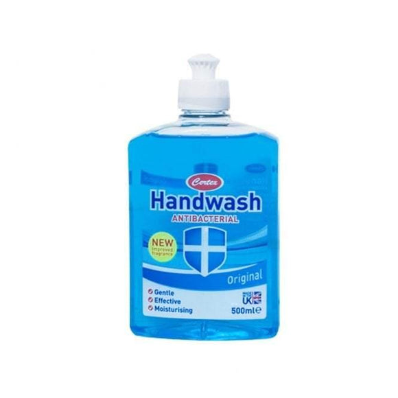 Certex Antibac HandWash blue  TTree 500ml