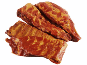 Costelinha Defumada | Smoked Pork Ribs - 500gr NELORE