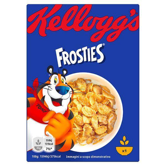Kellogg's Frosties Original Cereal 35g