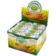 Load image into Gallery viewer, Multipack of BANANINHA 20 x 36gr - Paraibuna - o-mercadin