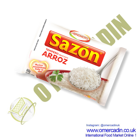 Rice Seasoning / SAZON ARROZ - 60g