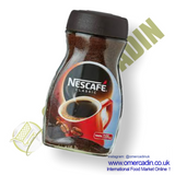 CAFE SOLUVEL NESCAFE CLASSIC 100G / COFFEE POWDER