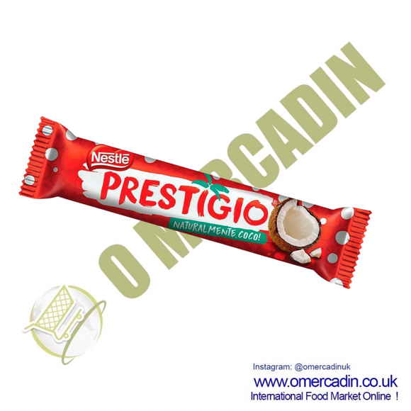CHOCOLATE PRESTIGIO 33g - NESTLE