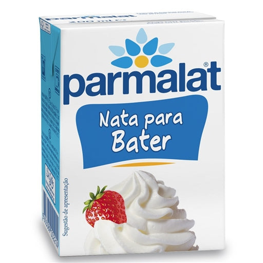 Whipping CREAM / CREME DE LEITE - 200ml - PARMALAT