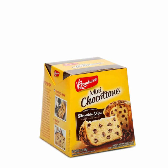 Mini CHOCOTTONE 100g BAUDUCCO
