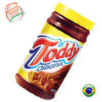 TODDY ACHOCOLATADO EM PO  / CHOCOLATE POWDER  TODDY 400G